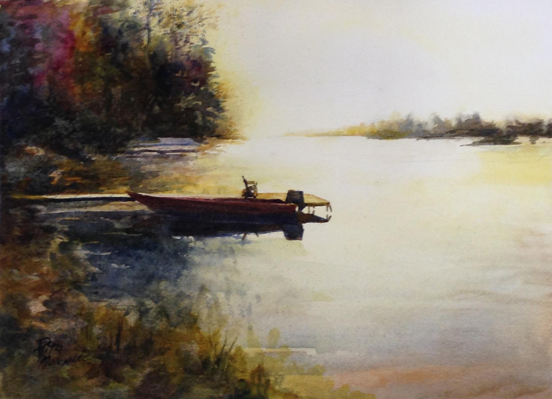 35_River Sunrise
