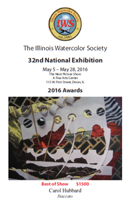 IWS National awards 2016
