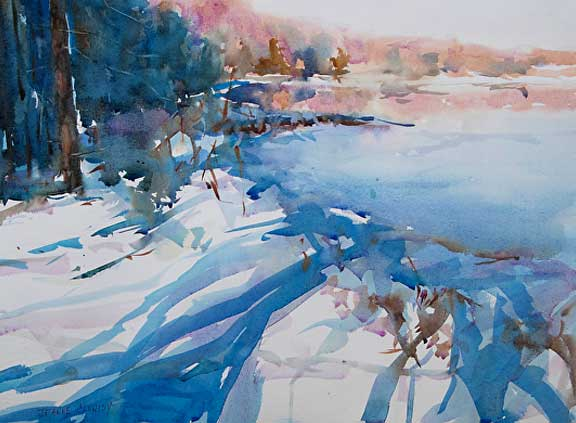 Jeanne Clohisy Watercolor